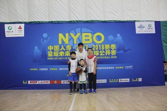 星耀未来青少年篮球公开赛 北京赛区迎秋季收官战