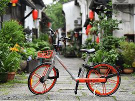 摩拜杭州百日大数据出炉 单个车辆一天最高被骑40次