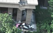 华润国际一男子深夜坠楼身亡 早晨被发现