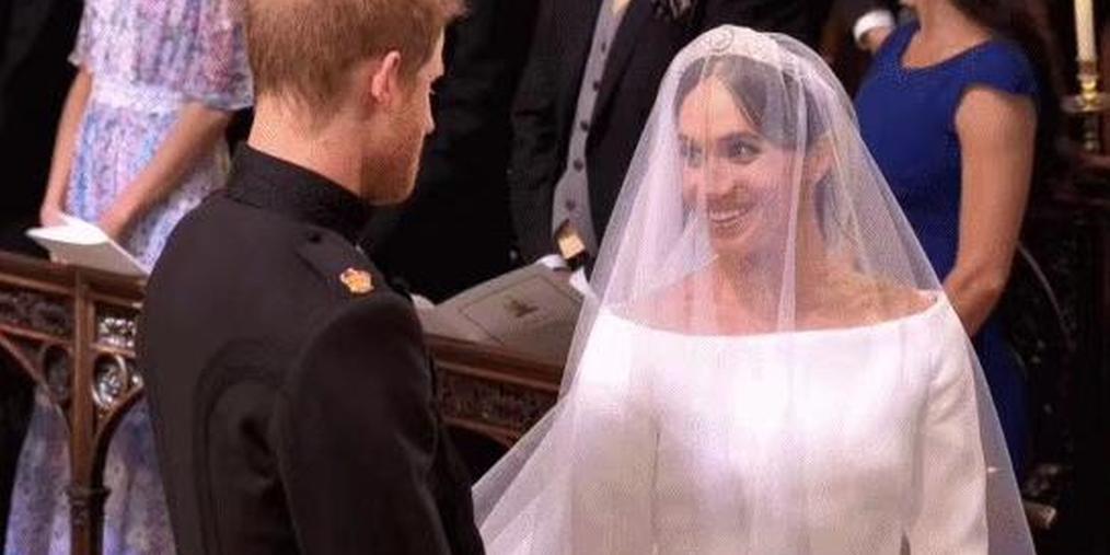 哈里王子婚礼完美落幕 直击他国婚礼习俗