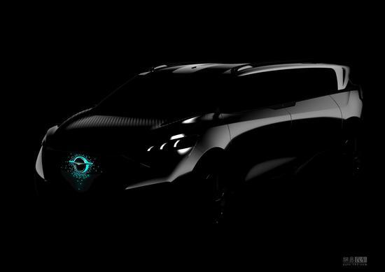 海马全新福美来F7概念车设计图很科幻