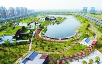 """建筑垃圾""""主建""""最大再生主题公园"""