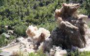 朝鲜完成核试验场拆除工作
