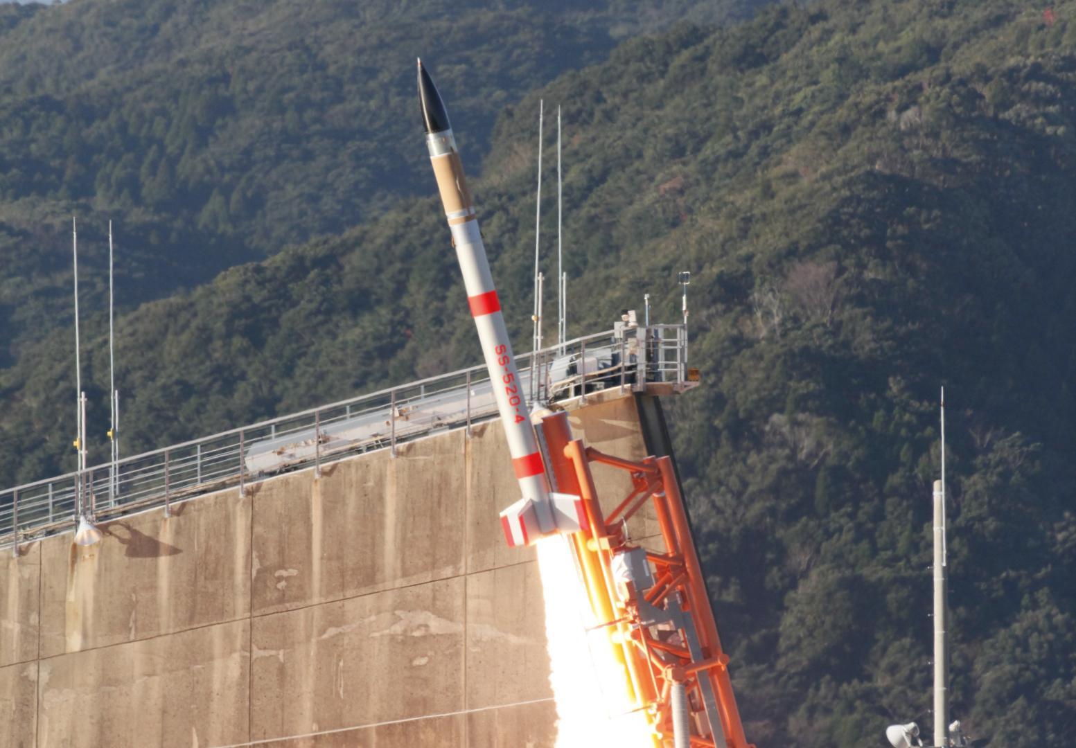 日本成功发射史上最小火箭,携带卫星仅3公斤