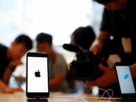 iPhone销量意外下滑,苹果盘后股价下跌2%