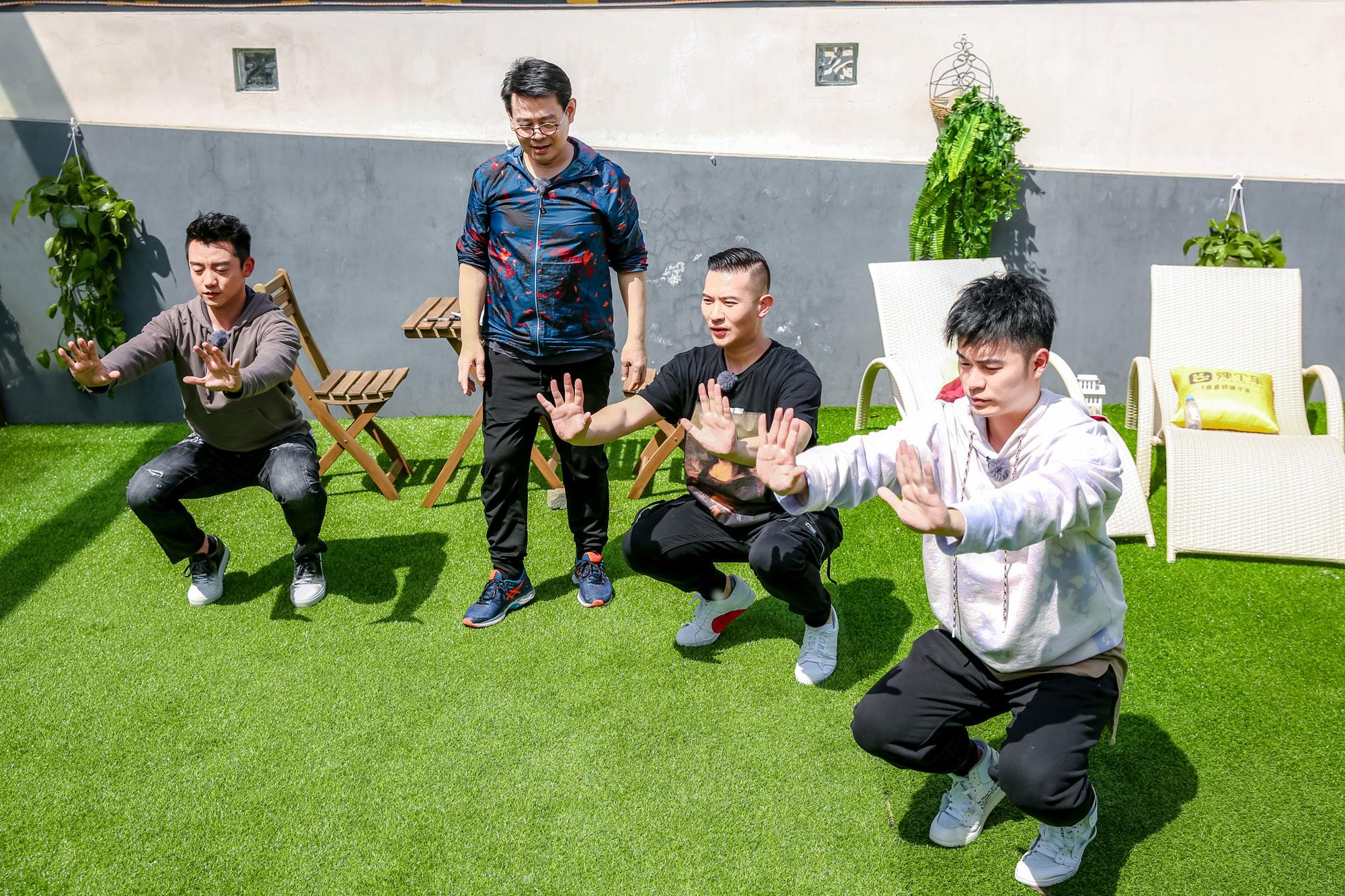 《青春同学会》陈赫郑恺曝上戏独门训练法引期待