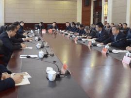 河津市政府召开智慧城市建设座谈会