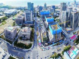 岛城十三五规划:全市规划了十大服务业功能区