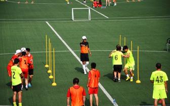 教育部开展青少年校园足球教练员国家级专项培训