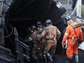 龙煤双鸭山公司发生煤矿事故 约20人被困井下