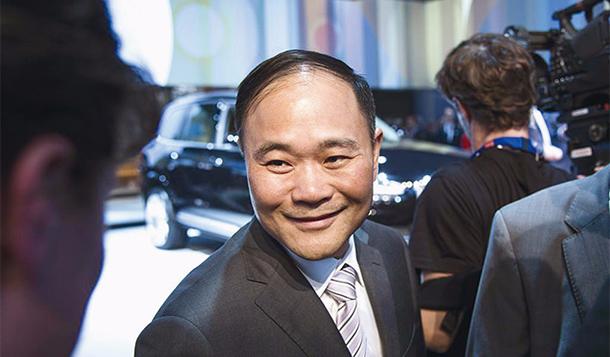 买下沃尔沃集团8.2%股权 李书福意在商用车市场