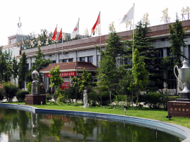 河北正定国家乒乓球训练基地