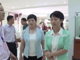 阳江市领导到阳西调研宣传思想文化工作