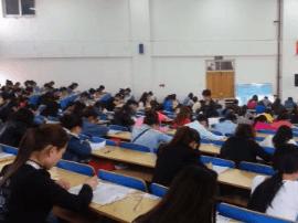长春市人事教育考试中心完成全年人事考试任务