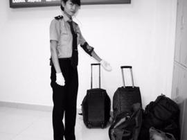 太原南站拾到乘客遗失行李包180多个 望失主联系