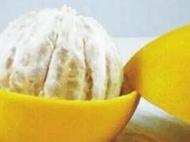 一张柚子皮 能赶走8种常见疾病