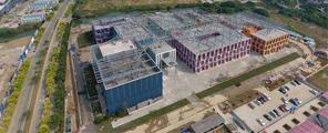 无锡市少年宫计划明年2月投用 南外国王学校明年9月开
