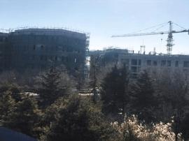 北京欧尚欧花园仍未拆除 项目背后涉及多家公司纠纷