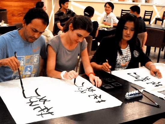 教育部:我国已成为亚洲最大的留学目的国