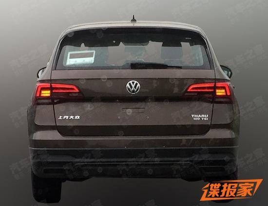 1.2T动力起步 上汽大众新紧凑SUV命名THARU