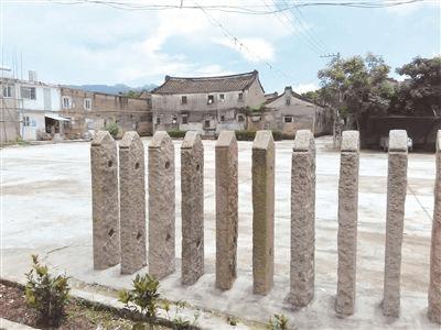 诏安山河村旅游开发项目动工