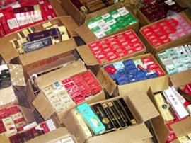 寮步警方破获销售假烟案 涉案货高达96万余元