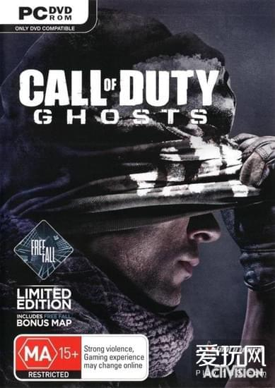 游戏史上的今天:电影化FPS《使命召唤:幽灵》