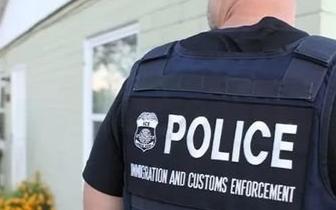 美国联邦移民局逮捕60名非法移民 包括中国人