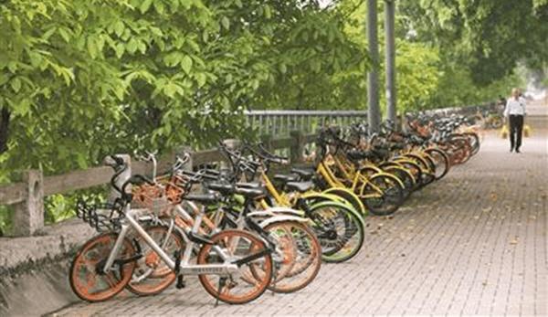 深圳叫停共享单车新增投放半月后 小驴单车将退出