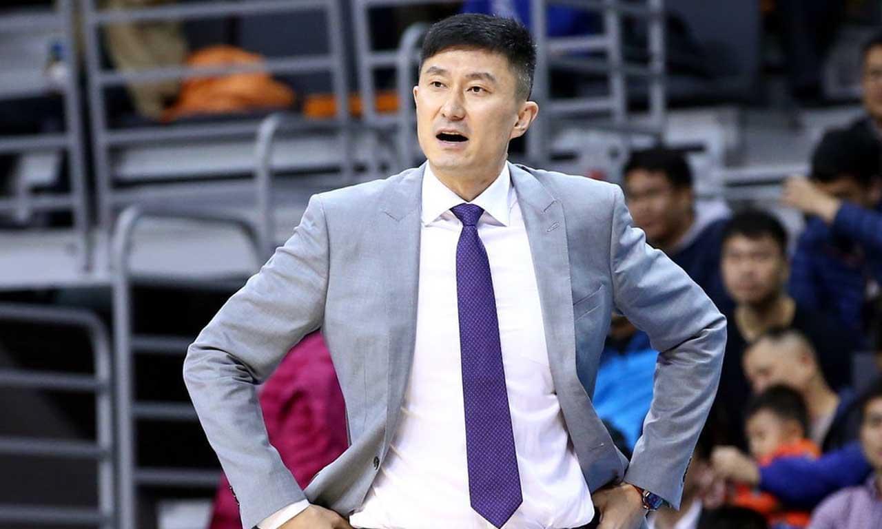 杜锋成广东史上首位国家男篮主帅:谢俱乐部支持
