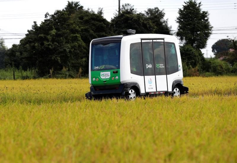 日本拟推郊区自动驾驶巴士 应对老龄化和人口萎缩