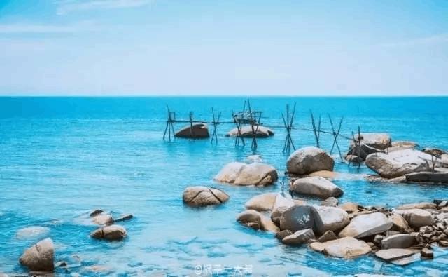 5块钱坐船便能抵达的小众海滨之城 拥有闽南地道的古早
