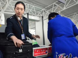 河北:元旦假期机场旅客吞吐量同比增长451.2%