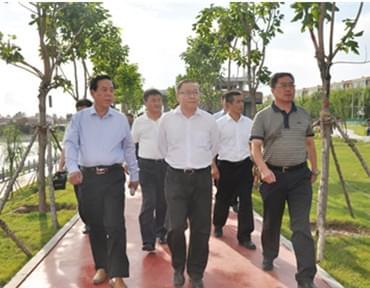 和林县重点工作重点项目亮点纷呈
