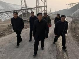 运城市委常委、河津市委书记鞠振调研环保工作