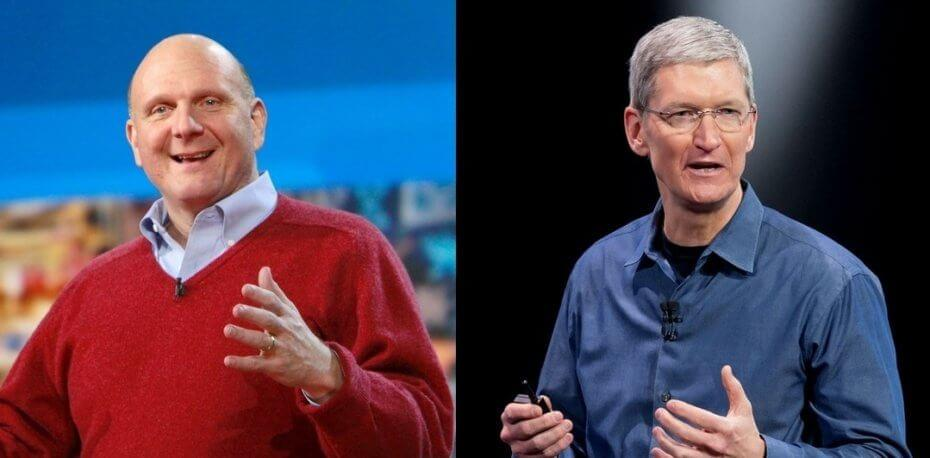 专家批库克带坏苹果:可找到另一个乔布斯容易么的照片