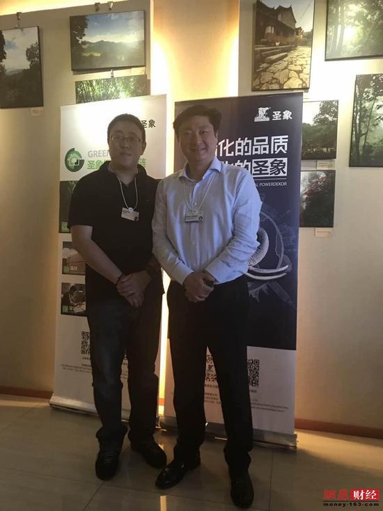 圣象陈建军:中国地板行业整体呈现原材料匮乏