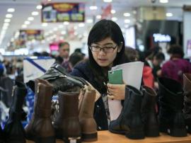 日本瑞穗银行:中国今年零售额或首次赶超美国