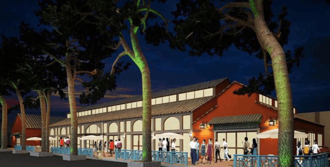 超大惊喜!小公园开埠区将现超大海鲜城
