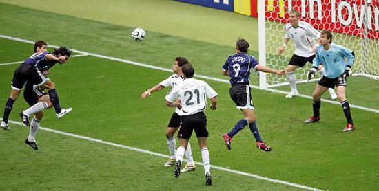 专访克雷斯波:世界杯看好西班牙德国06年点球出局太糟糕了