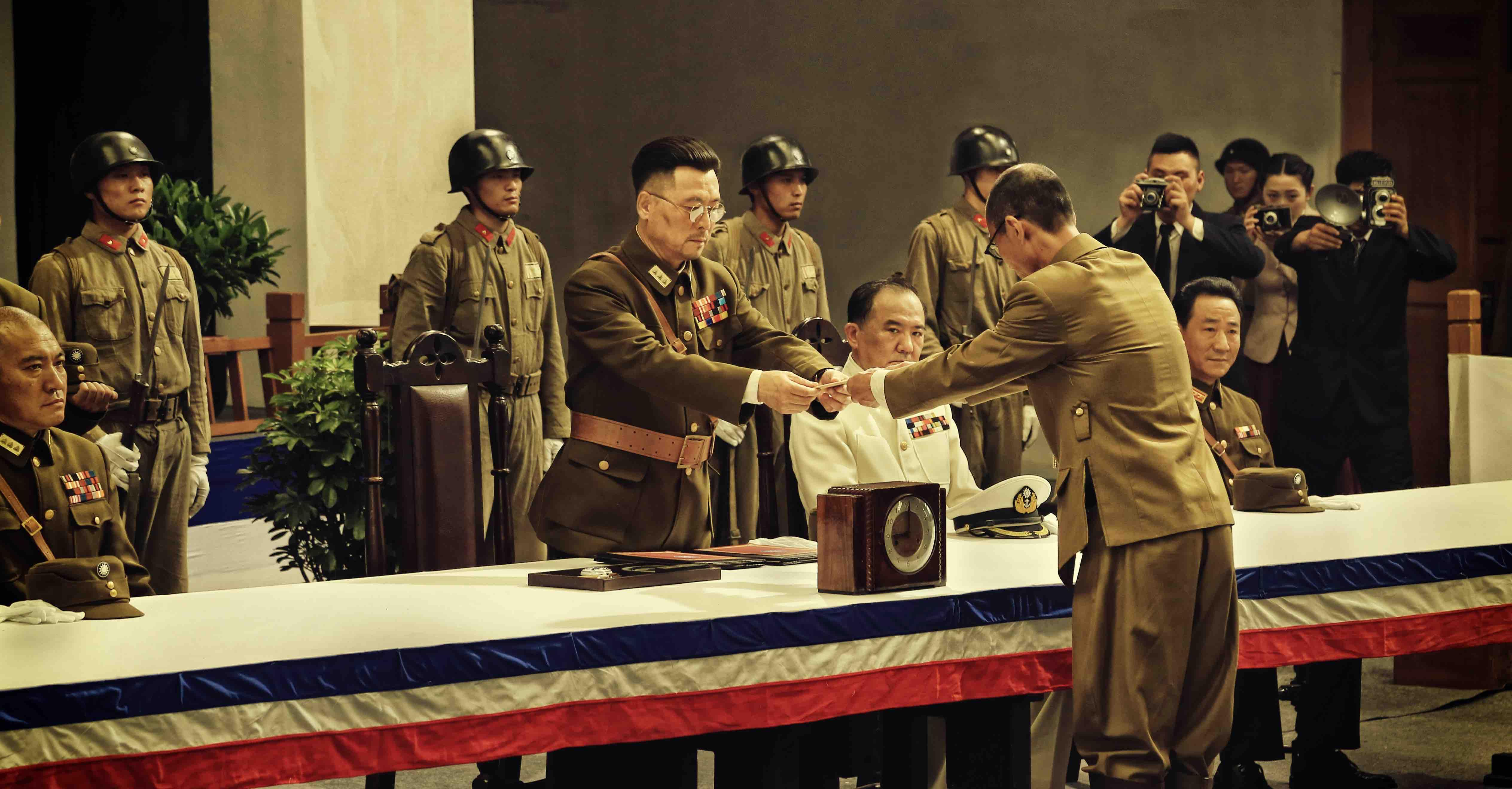 时代滤镜下的抗战剧英雄 《东方战场》再现历史