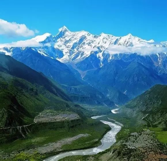 中国最美的边境走廊 沿途所见震撼灵魂!
