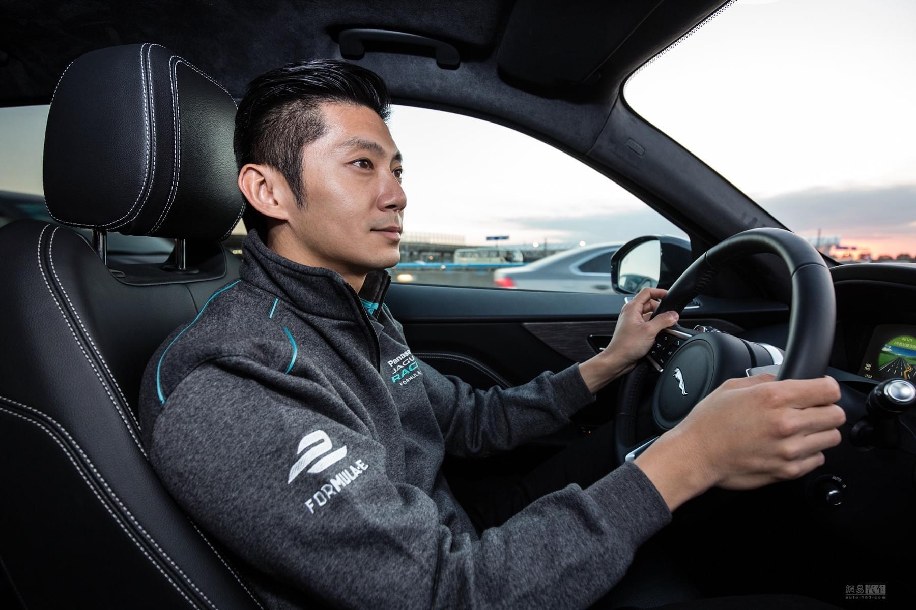 董荷斌:I-PACE的众多技术源自于赛道