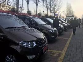 6名瘾君子为筹赌资盗窃14辆汽车 成员多为长治籍!