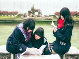 都快放寒假了 南昌城北学校冬装校服还没影