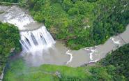 贵州黄果树瀑布进入丰水期