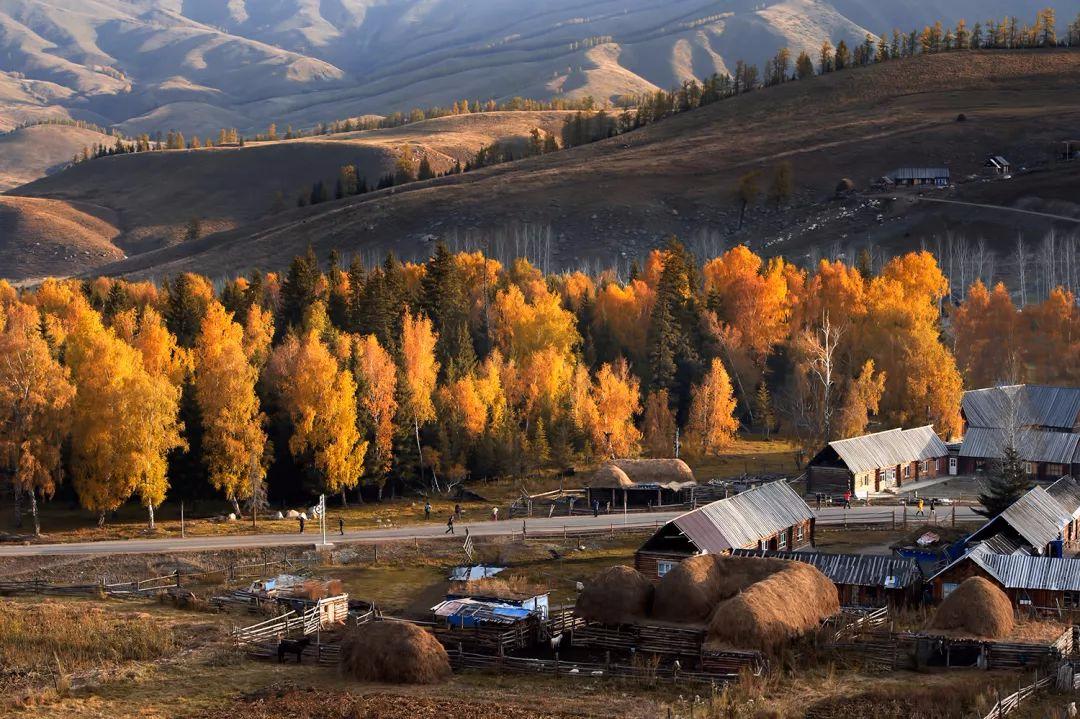 被影视捧红的新疆旅行地 你去过几个?