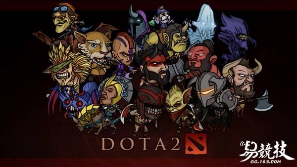 DOTA2英雄上场率统计 老陈被所有分段玩家嫌弃了