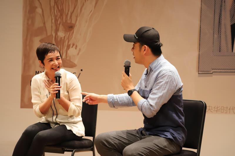 蒋雯丽出演百老汇经典 挑战30年时间跨度