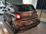 法兰克福车展:限量150台 smart家族15周年版车展发布
